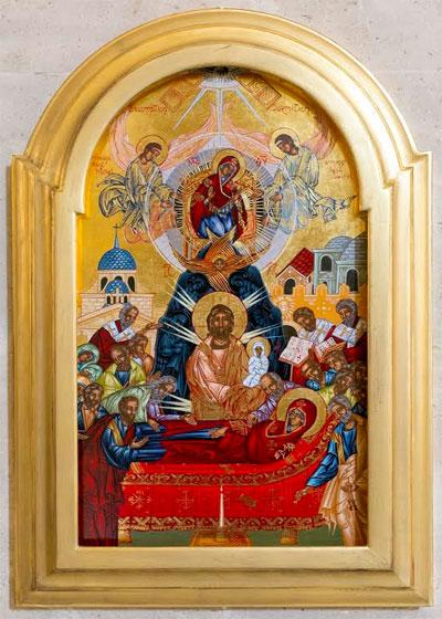 ecriture icone versailles